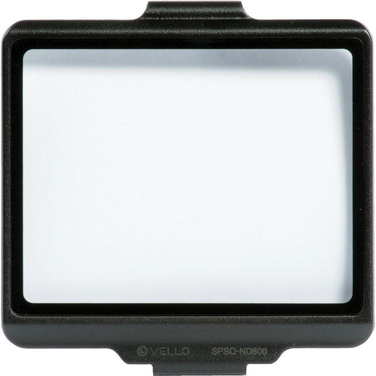 Nikon D7200 LCD Tough Anti Scratch Cover VULCAN Glass Screen Protector