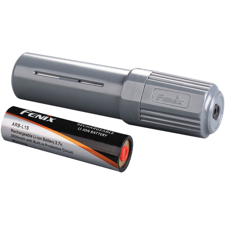 Fenix Flashlight ARB-L1S Extended Life Battery Kit for RC10 / RC15 / UC40