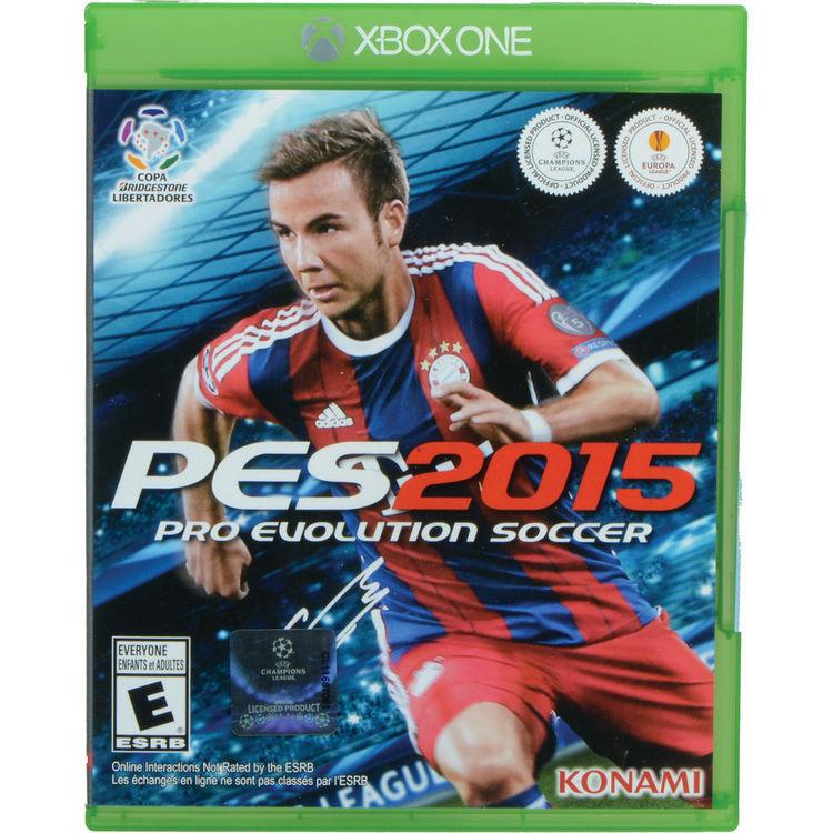 Konami Pro Evolution Soccer 2015 (Microsoft Xbox One)