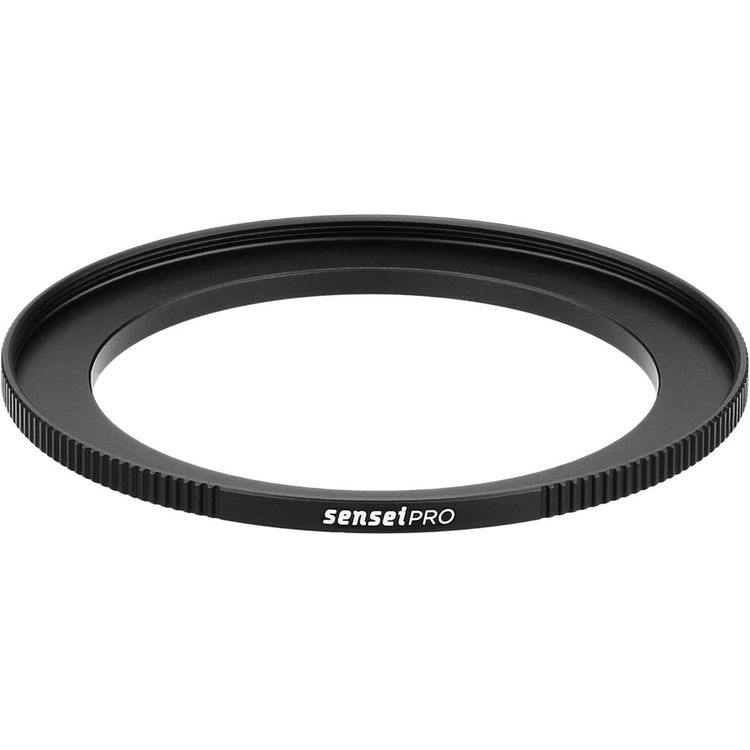 Sensei 48mm Lens to 49mm Filter Step-Up Ring 6 Pack