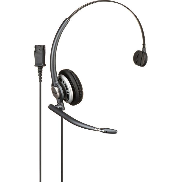 Stereo Black Plantronics EncorePro 720 Customer Service Headset