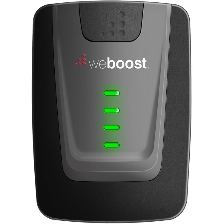 weBoost Home 4G Cellular Signal Booster for 1-2 Rooms