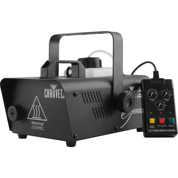 CHAUVET DJ Hurricane 1200 Portable Fog Machine