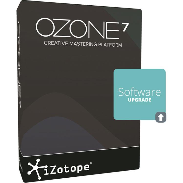iZotope Ozone 7 Upgrade - Mastering UPGRADE FROM OZONE 1-6 B&H