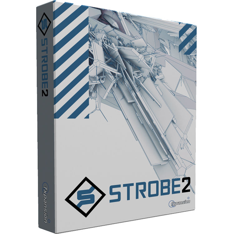 FXpansion Strobe2 - Software Synthesizer (Download) FXSTR002 B&H