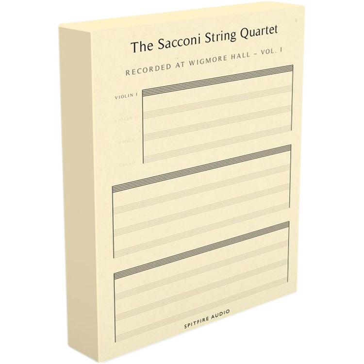 Spitfire Audio Sacconi Strings Volume 1: 1st Violin - Virtual Instrument  (Download)