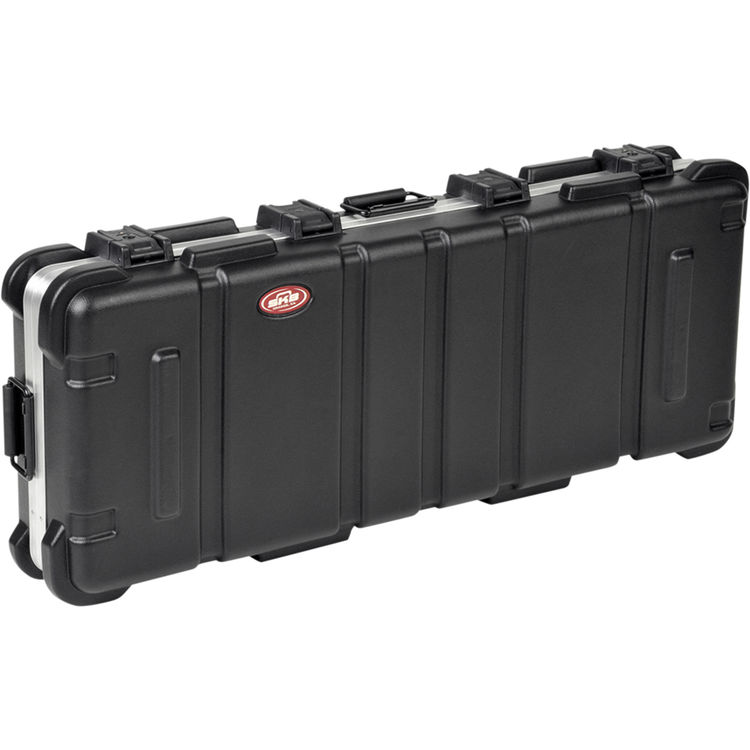 Low Profile ATA Case with wheels 3SKB-4316W