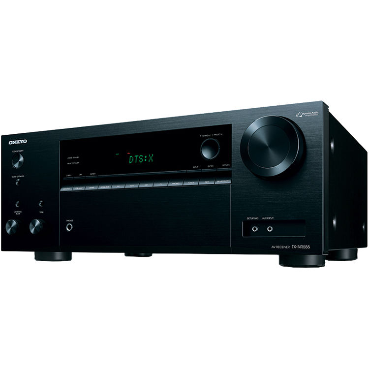 Onkyo TX-NR555 7 2-Channel Network A/V Receiver