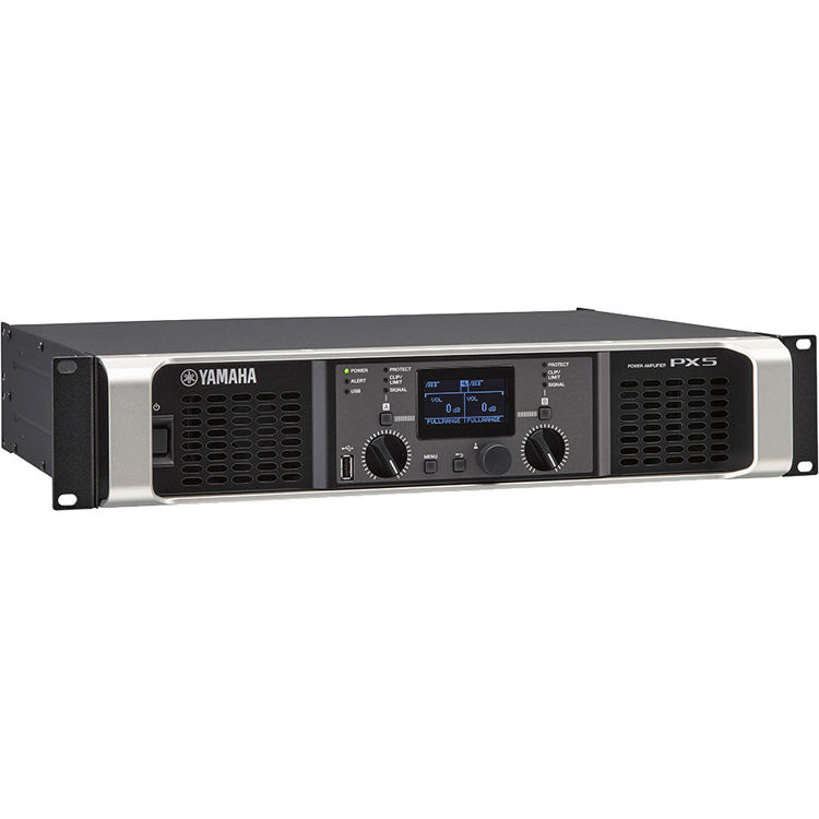 Yamaha PX10 Stereo Power Amplifier (1000W at 8 Ohms)