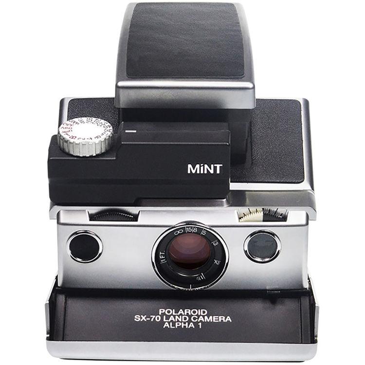 Mint Camera SLR670-S Instant Film Camera (Black)