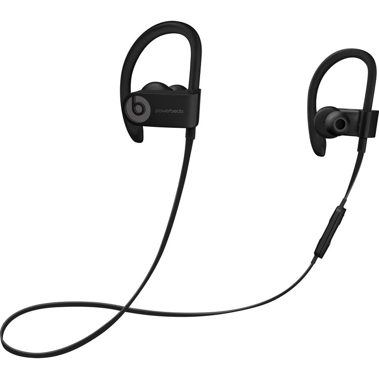 Beats By Dr Dre Powerbeats3 Wireless Earphones Black