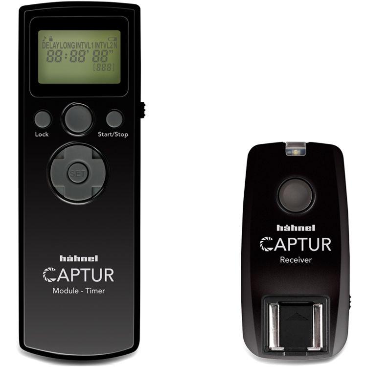 Hähnel Captur receiver para Fujifilm ***