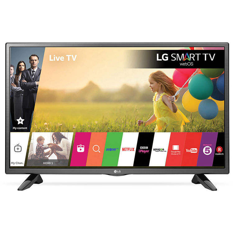 Lg Lh590u 32 Class Hd Smart Multisystem Led Tv 32lh590u