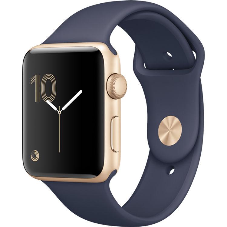 Apple Watch Series 2 42mm Smartwatch MQ152LL/A B&H Photo Video