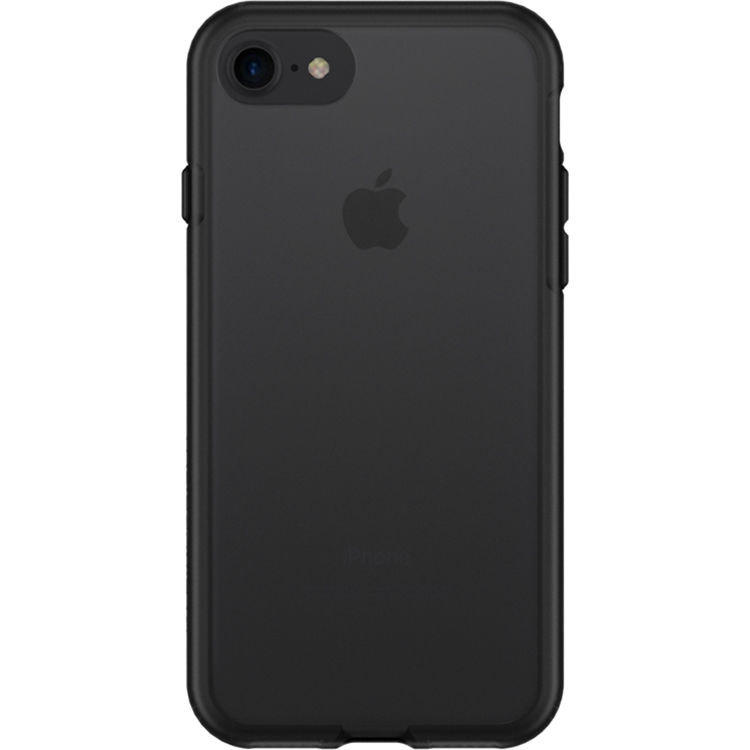 new product 32a5d f7121 RhinoShield PlayProof Case for iPhone 7/8 (Clear/Black)