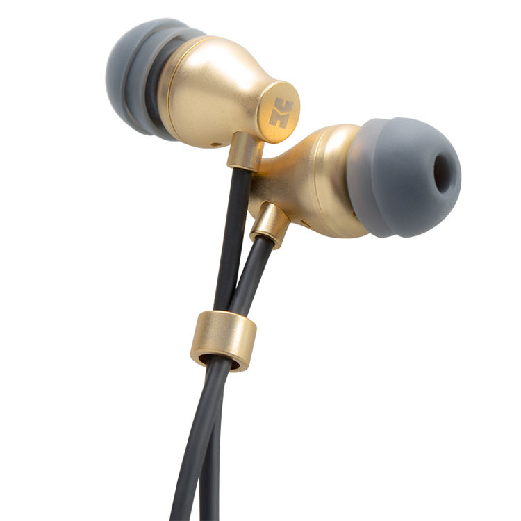 HIFIMAN RE800 In-Ear Monitors (24k Gold)