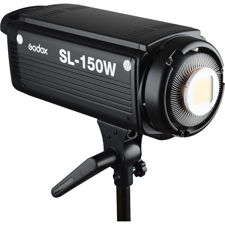the latest 07feb 396fe Godox SL-150 LED Video Light (Daylight-Balanced)
