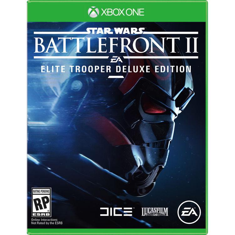Electronic Arts Star Wars Battlefront II Elite Trooper Deluxe Edition (Xbox  One)