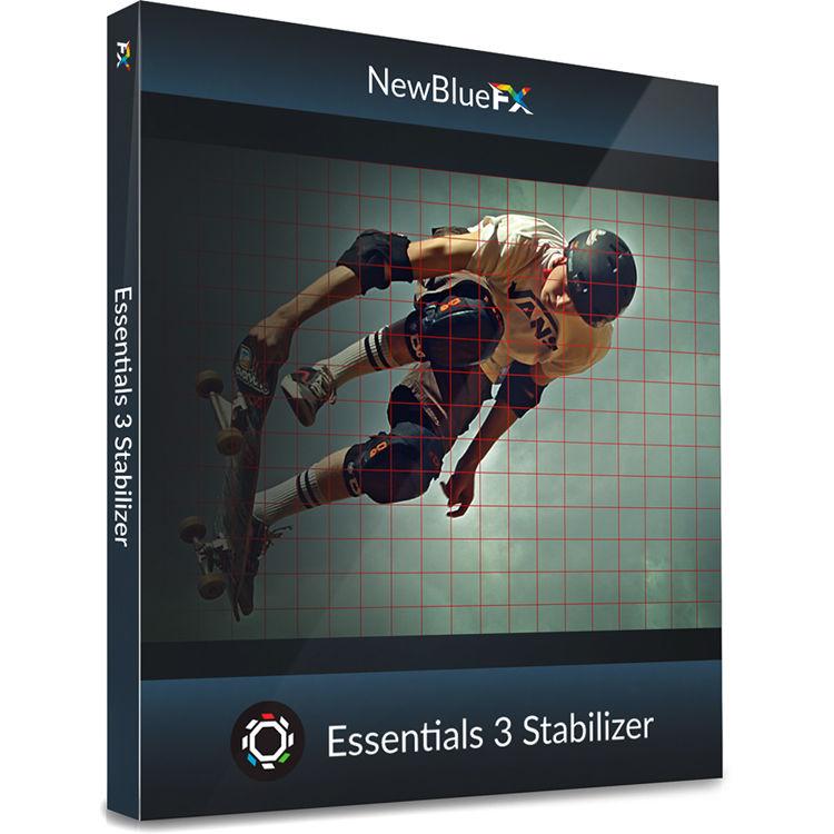 NewBlueFX Stabilizer (Download)