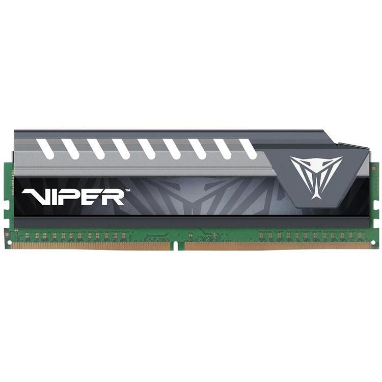 Patriot 16GB Viper Elite Series DDR4 2400 MHz PVE416G240C6GY B&H