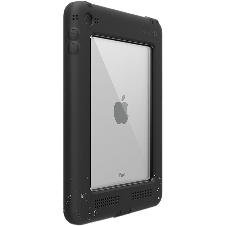 online store ac171 6df6d Catalyst Waterproof Case for iPad mini 4 (Stealth Black)