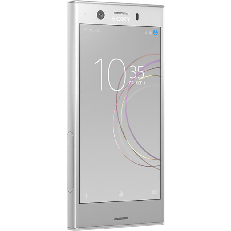 new styles d8ac8 e369b Sony Xperia XZ1 Compact G8441 32GB Smartphone (Unlocked, White Silver)