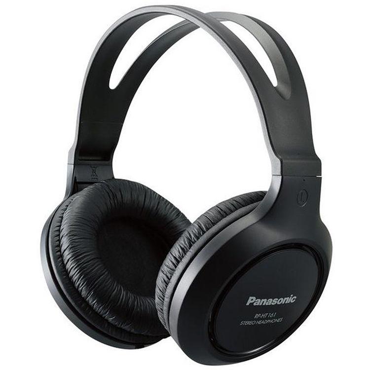 Descripción Auriculares Panasonic RP-HT161-K