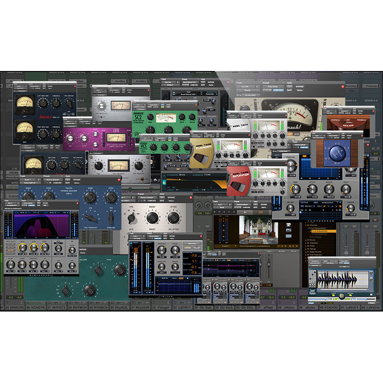 Avid Pro Tools Complete Plug-In Bundle (Annual Subscription, Download)