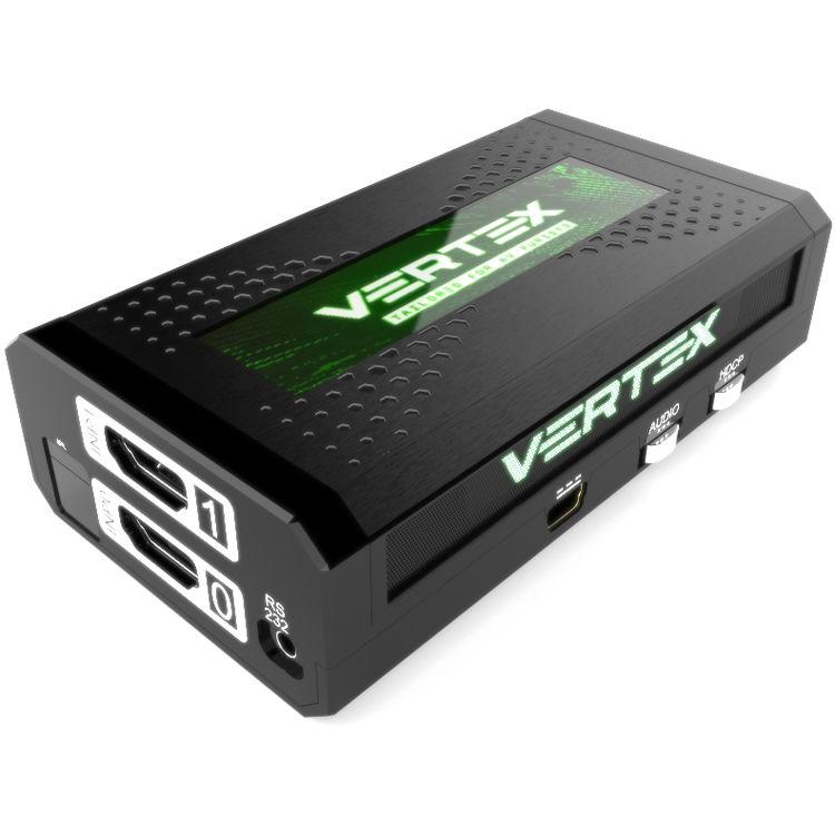 HDfury Vertex 4K60 4:4:4 600 MHz UHD / HDR Splitter, Switcher, and Scaler