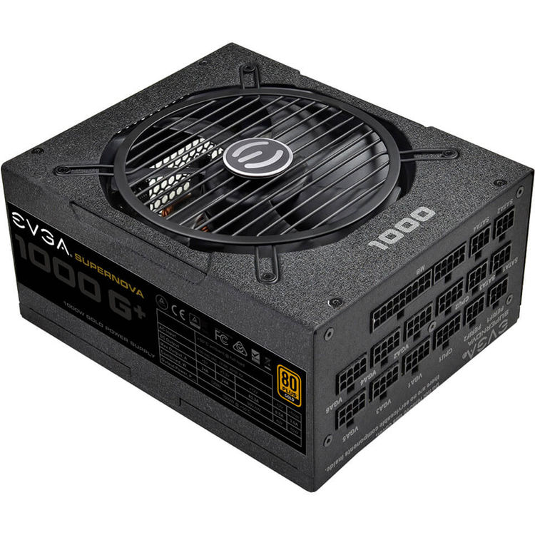 EVGA Supernova G1+ 80 Plus 1000W Power Supply