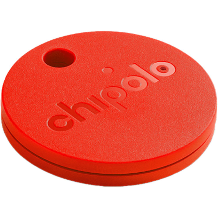 Chipolo Classic 2 0 Bluetooth Item Tracker (Red)