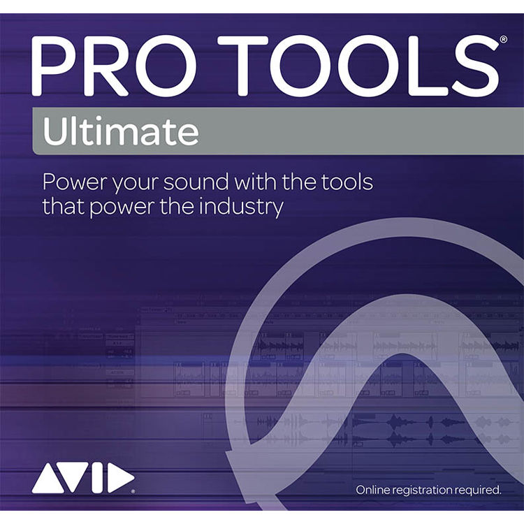 Avid Pro Tools | Ultimate Perpetual License Trade Up - Audio and Music  Creation Software (Download)