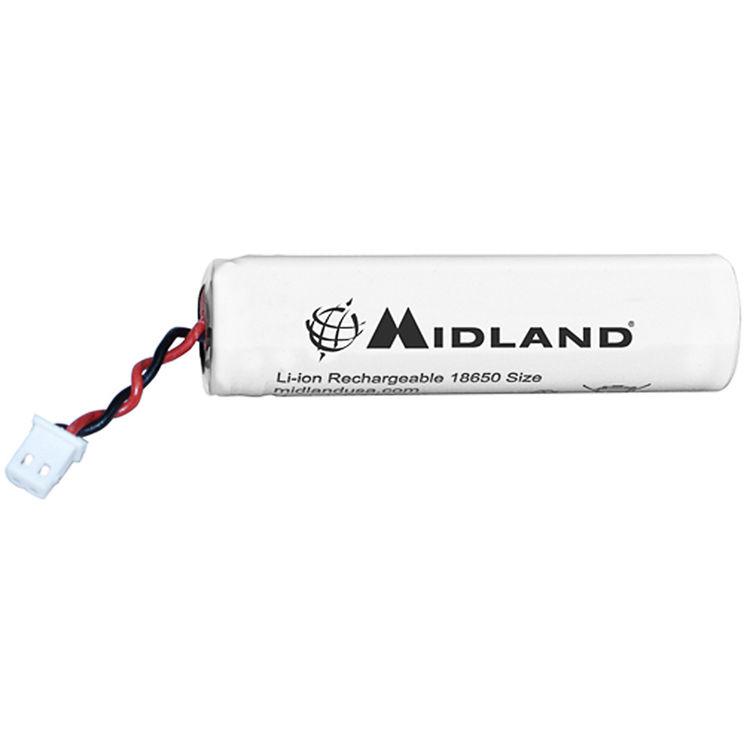 subtel/® Bater/ía Premium Compatible con Midland ER200 ER300 BATT20L 2200mAh Pila Repuesto bateria