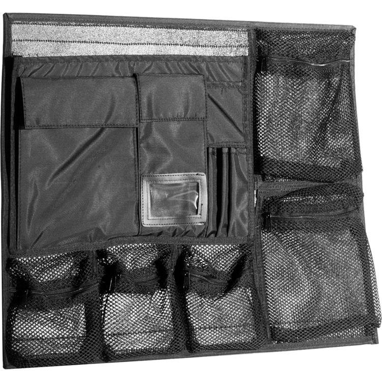 Lid Organizer for 1600  Case Pelican 1609 Ballistic Nylon