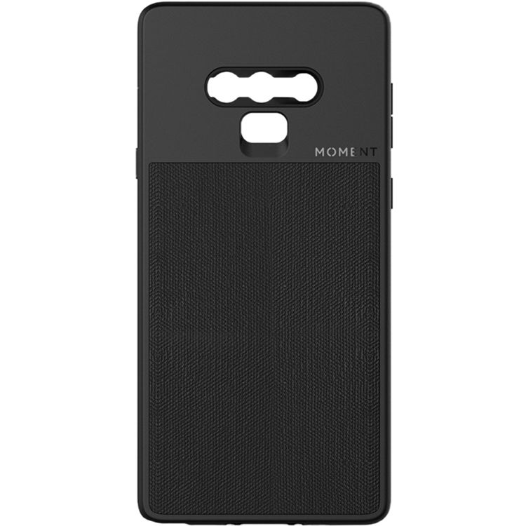 reputable site c4ea4 a6314 Moment Photo Case for Samsung Note9 (Black)