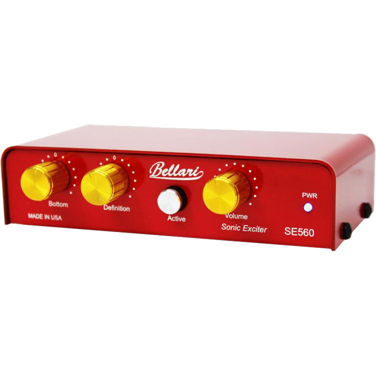 Bellari SE560 Sonic Exciter and Preamp for Turntables