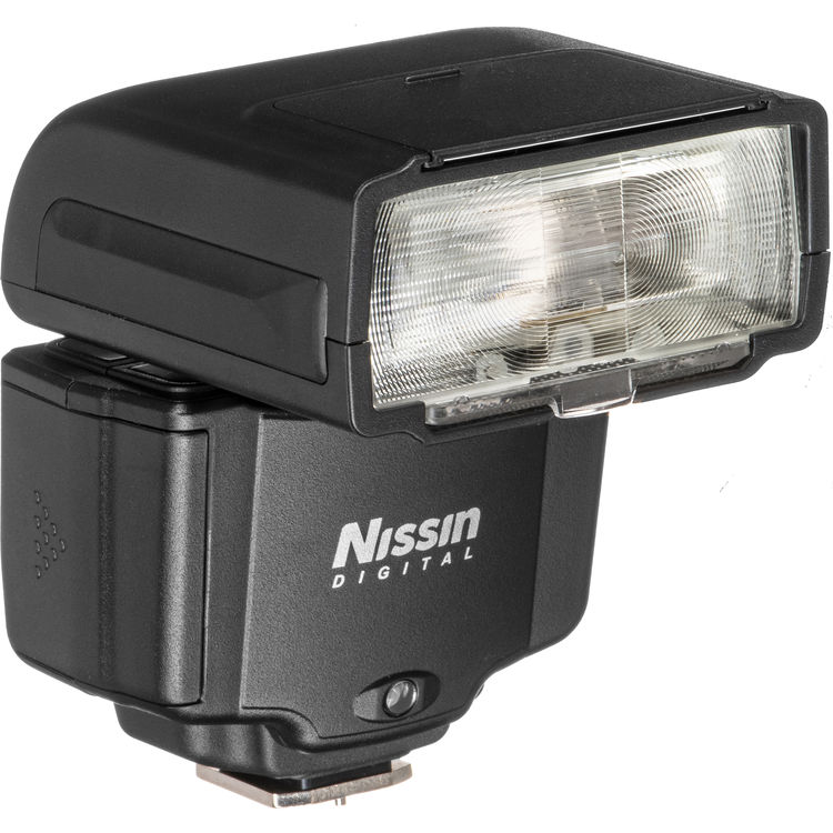 Nissin i400 TTL Flash for Fujifilm Cameras