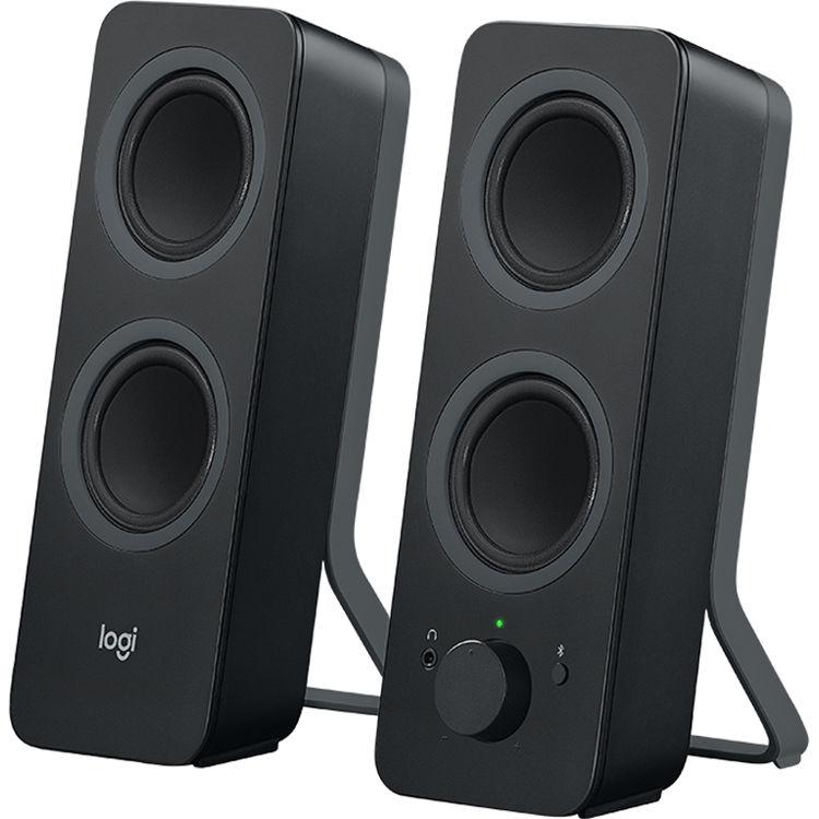 Logitech Z207 Bluetooth Computer Speakers (Black)