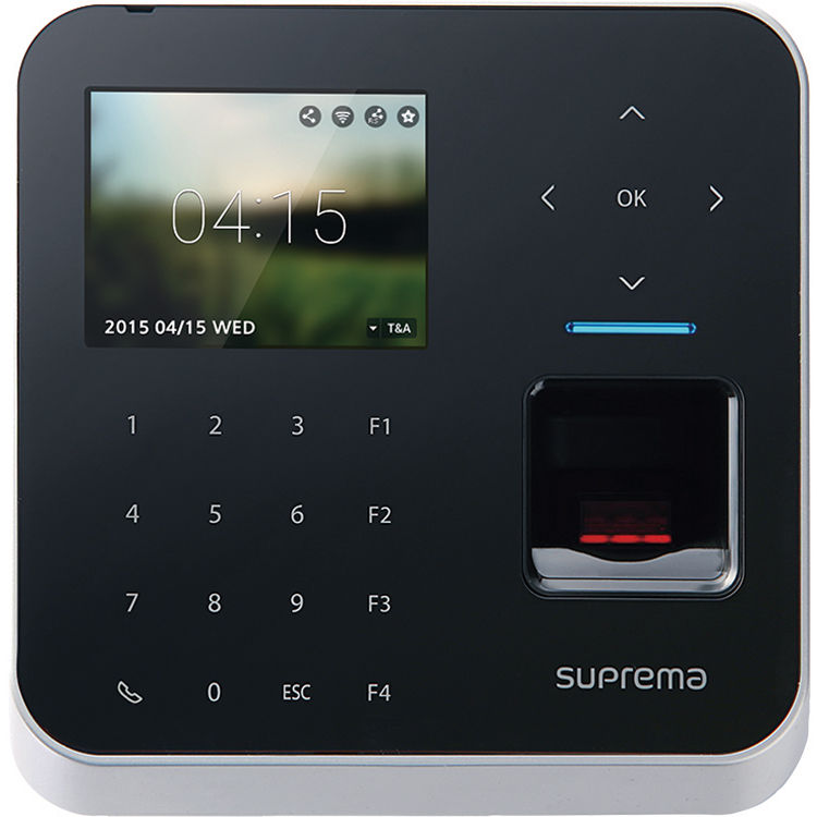 Suprema BS2-OHPW BioStation 2 HID Card & Fingerprint Reader