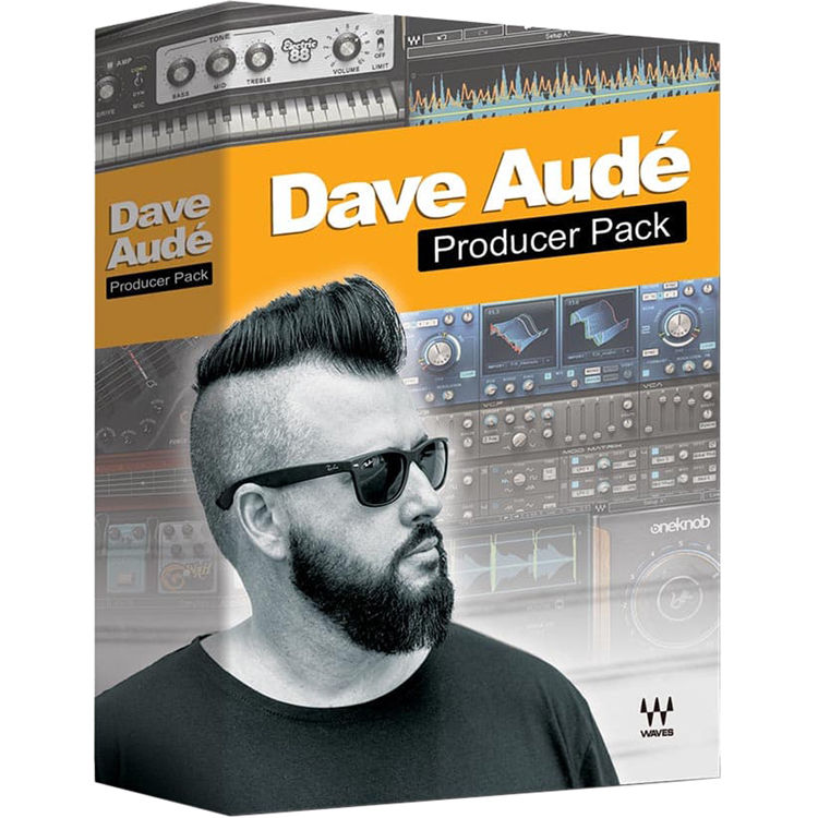 Waves Dave Aude Producer Pack Plug-In Bundle (Download)