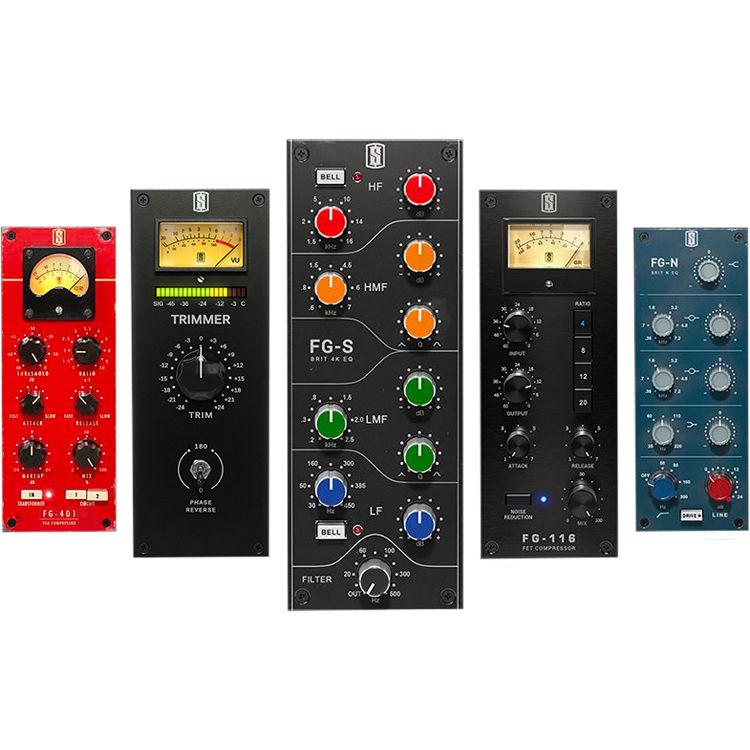 Slate Digital VMR 2 0 - Virtual Mix Rack Software for Pro Audio  Applications (Download)