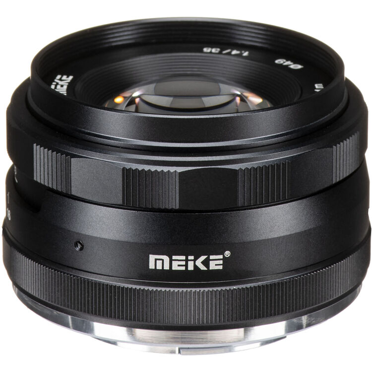 Meike MK-35mm f/1 4 Lens for FUJIFILM X