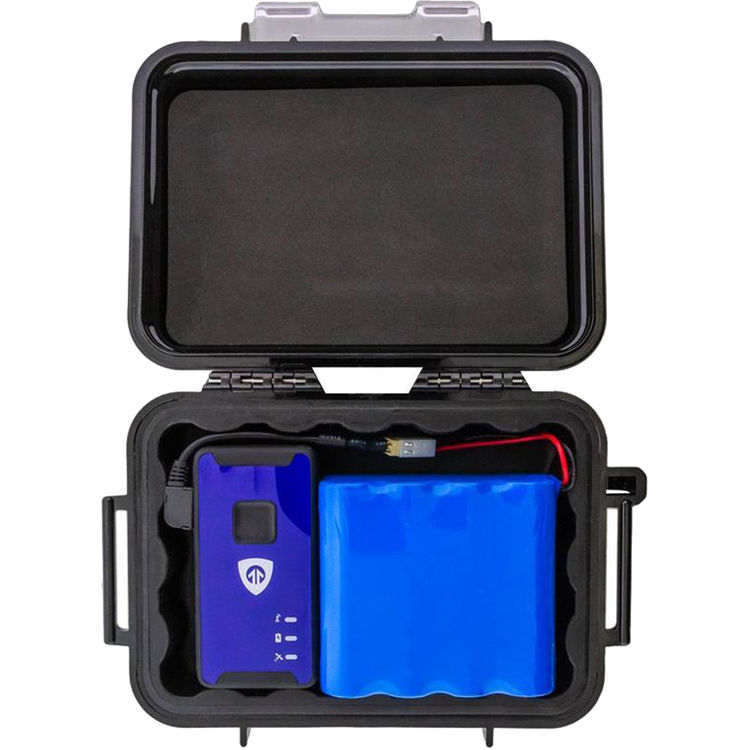 BrickHouse Security Spark Nano 7 GPS Tracker with Extended Battery &  Magnetic Case