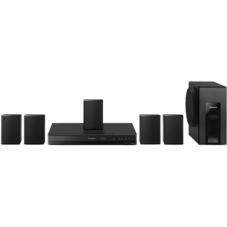 Panasonic SC-XH105E 5 1-Channel Region-Free DVD Home Theater System
