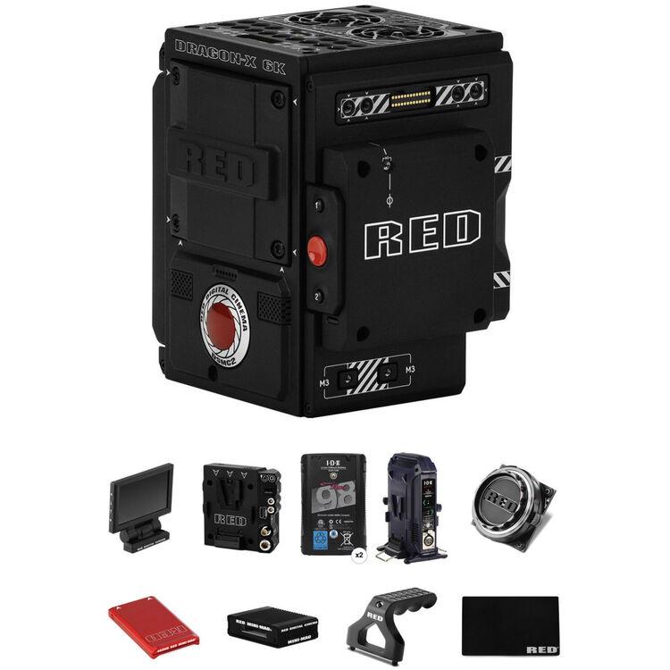 RED DIGITAL CINEMA DSMC2 DRAGON-X Starter Kit