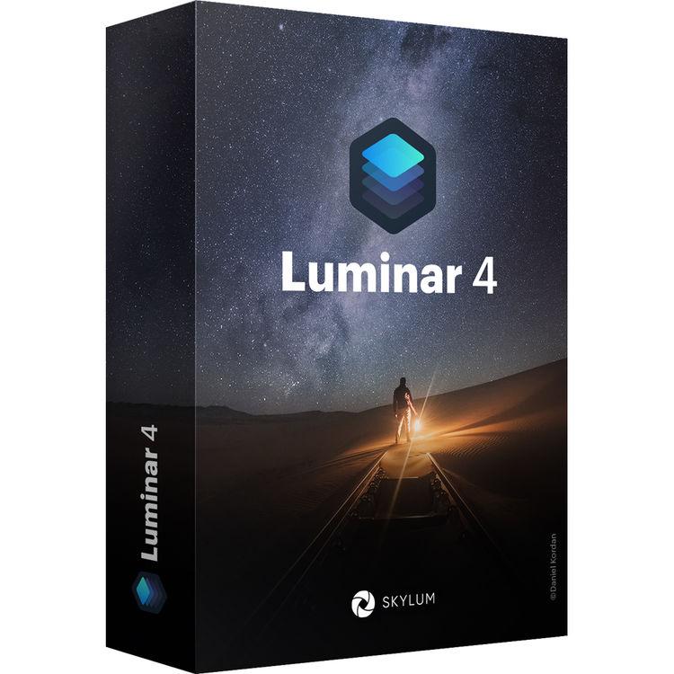 Luminar 4.3.3.7895 Crack + Activation Code [Mac/Win] 100% Working Free