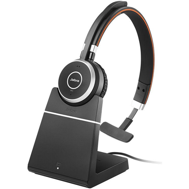 Jabra Evolve 65 Uc Mono Bluetooth Headset 6593 823 499 B H