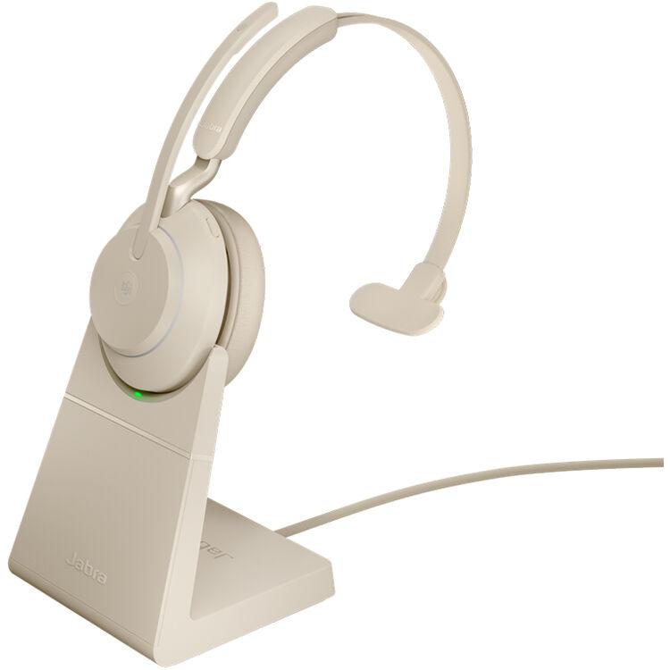 Jabra Evolve2 65 Mono Wireless On Ear Headset 26599 889 888 B H