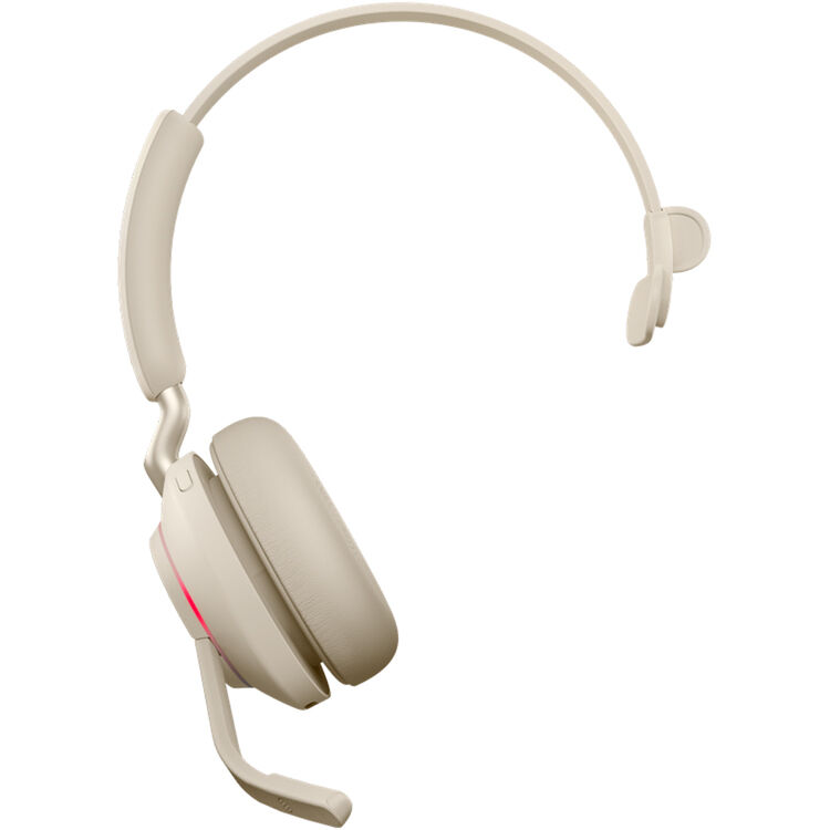 Jabra Evolve2 65 Mono Wireless On Ear Headset 26599 889 898 B H