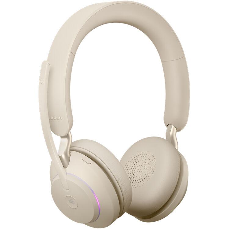 Jabra Evolve2 65 Stereo Wireless On Ear Headset 26599 989 998
